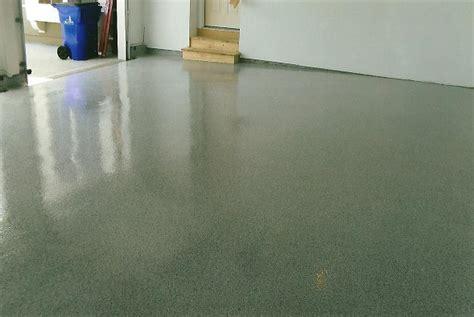 Garage Floor Coating Wichita Ks