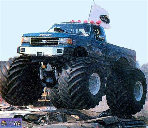 bigfoot monster truck wiki pinterest