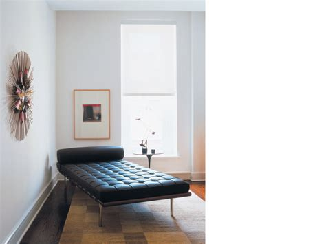barcelona day bed knoll barcelona daybed contemporary furniture atomic interiors
