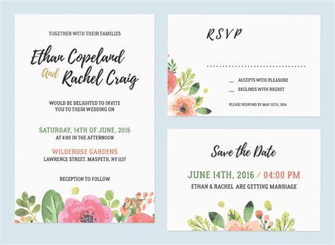 Wedding Invitation Mockup Psd Free by Wedding Invitation Set Free Psd Mockup Age Themes