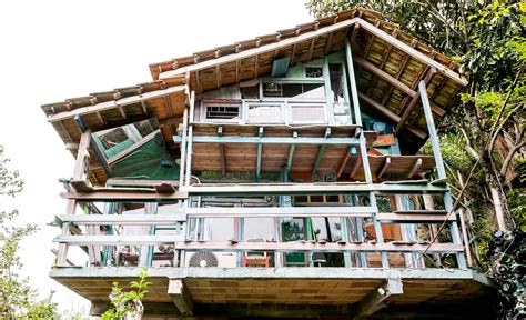 amazing airbnb this amazing airbnb in brazil is made entirely out of