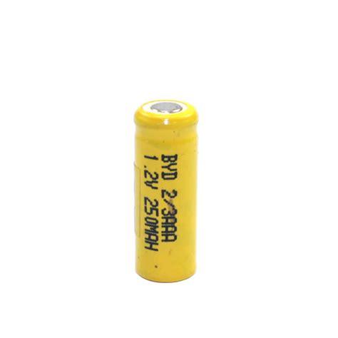 Bat Log In Aaa 1 2v Ni Mh 1200 Mah bateria recarreg 225 vel ni cd 2 3aaa 1 2v 250mah