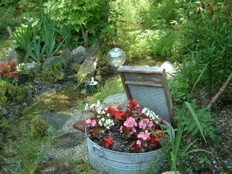 deco gardens adornos jardin e ideas originales en 100 im 225 genes