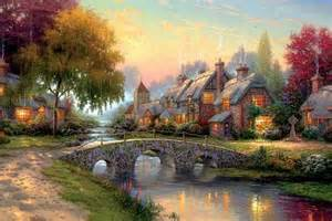 art390lp thomas kinkade