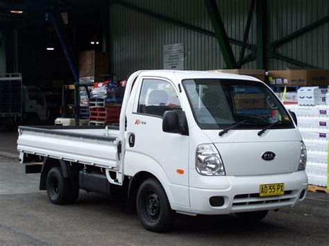 K2700 Kia Kia K Series Camiones Ligeros Veh 237 Culos Comerciales De
