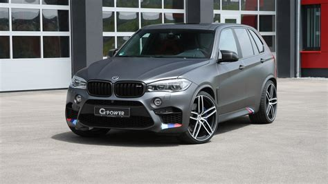 bmw x5 m tuned up by g power for maximum power drivers