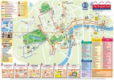 City Sightseeing London, Hop On - Hop Off Bus Tours ...