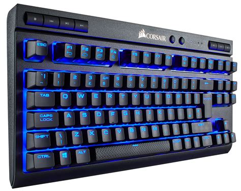 Keyboard Gaming Corsair K63 review corsair k63 wireless peripherals hexus net