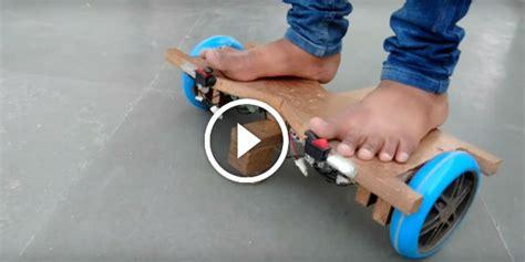 hoverboard diy guide   master
