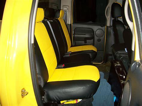 2012 dodge ram 3500 seat covers dodge ram 1500 2500 3500 2003 2012 iggee s leather custom