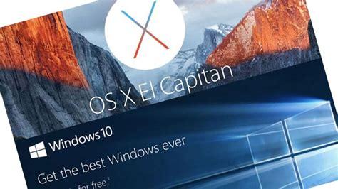 Free Home Design Software For Windows Vista by Mac Os X El Capitan Vs Windows 10 Comparison Macworld Uk