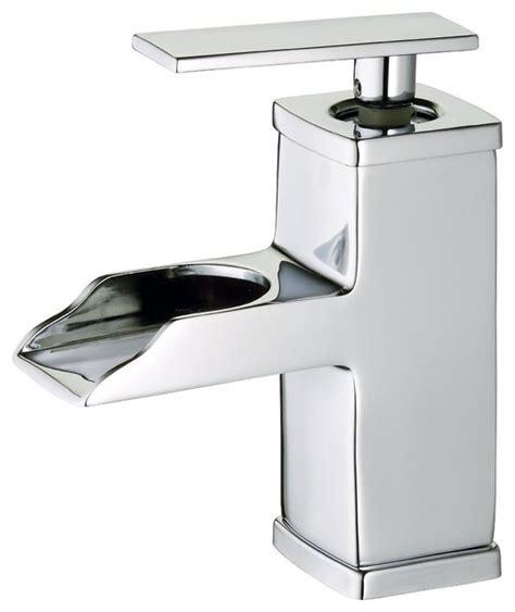 open spout faucet bathroom belle foret bfl425cp single handle open spout lavatory bathroom sink faucet in c
