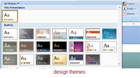 Here S Why Powerpoint 2007 Helps You Build Better E Designs For Powerpoint 2007