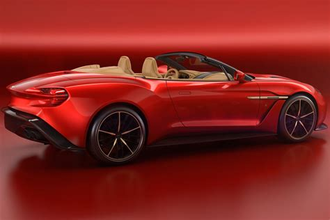 Where Are Aston Martins Made by Aston Martin Made A Convertible Vanquish Zagato And Of