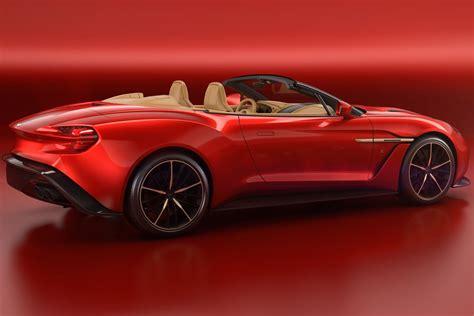 Aston Martin Vanquish Convertible by Aston Martin Made A Convertible Vanquish Zagato And Of