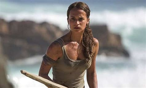 tomb raider news your source on lara croft games lara croft rocks in new tomb raider movie reboot image
