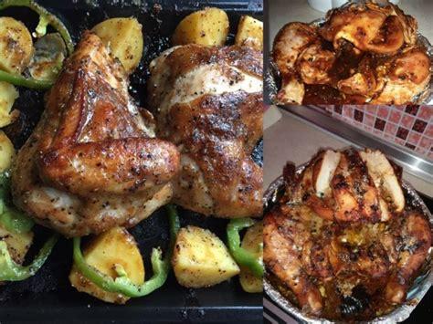 resepi ayam panggang madu  ayam panggang oven istimewa