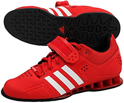 adidas powerlifting shoes adidas adipower weightlifting shoes black white model