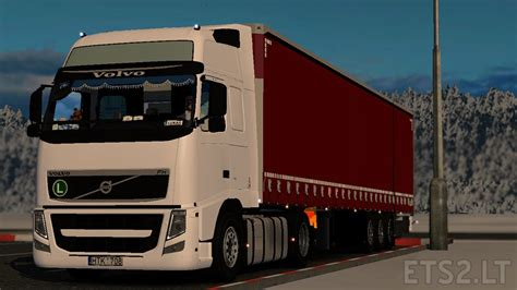 volvo fh13 volvo fh13 ets 2 mods part 3
