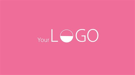 after effects templates free customised circle logo