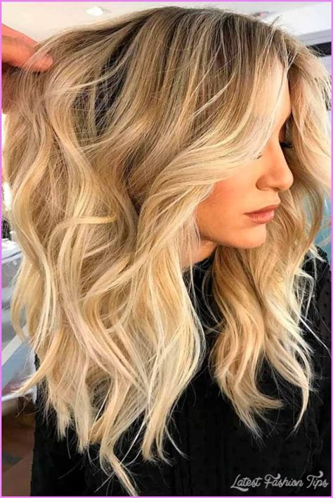 35 newest hair colors 35 new blonde hair color long hairstyles 2017 amp long