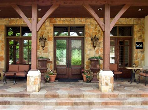 Texas Hill Country Porch Hill Country Style Homes | texas hill country porch hill country style homes