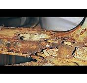 Repairing Severe Automotive Body And Frame Rust At Home