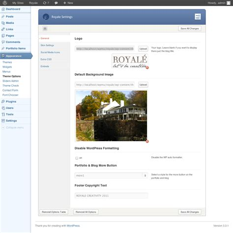 themes zip download royale creative wordpress theme download zip template