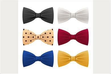 template 3d bow tie clipart best