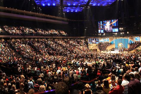 los angeles mega churches