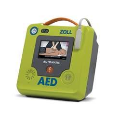 home defibrillator zoll aed 3 fully automatic defibrillator st