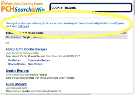 Pch Search Winners - pch search and win bing images