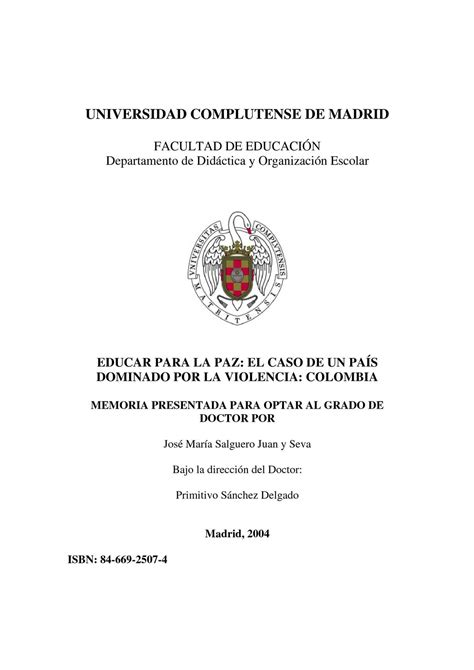 thesis de bullying calam 233 o tesis bullying