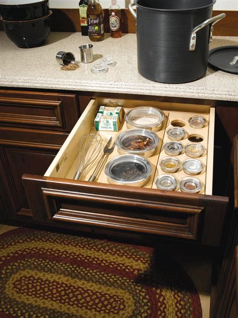 Kitchen Cabinet Drawer Accessories Image Gallery Kitchen Accessories And Organizers