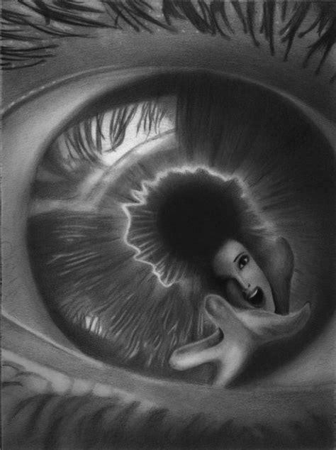 dibujos realistas en lapiz 20 asombrosos dibujos realistas de ojos hechos a l 225 piz
