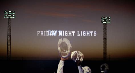 Friday Bight Lights by 13 Reasons Why We Friday Lights