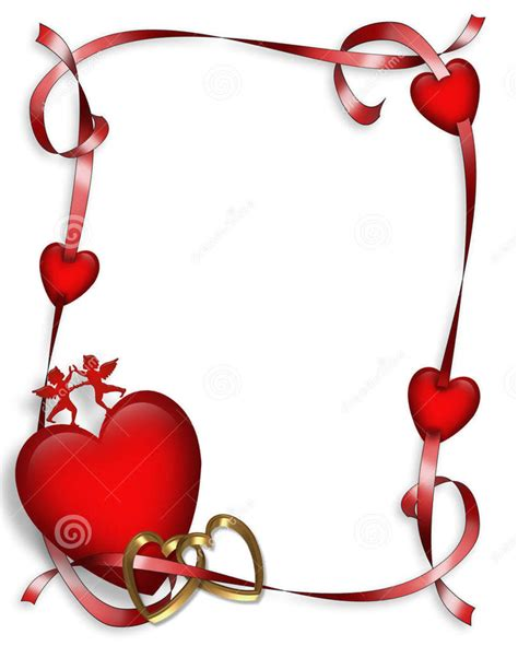 free clip valentines 6 best images of free printable valentines clip