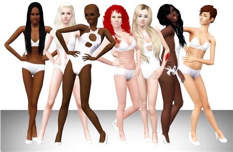 The Sims Next Top Model Week One by Sims 3 Next Top Model Cycle 3 Myownsim Wiki Fandom