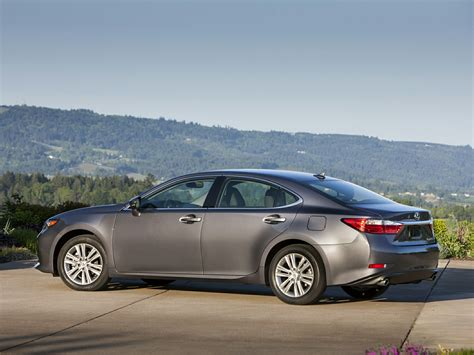 lexus sedans 2015 2015 lexus es 350 price photos reviews features