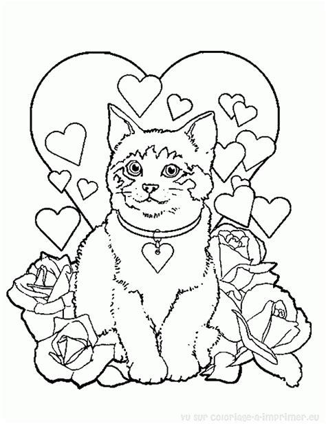 coloriage animaux imprimer gratuit