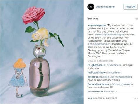 Set To Launch Perfume by Grace Coddington Set To Launch Perfume News
