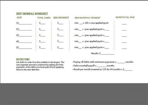 total money makeover worksheets 7 free printable budget worksheets