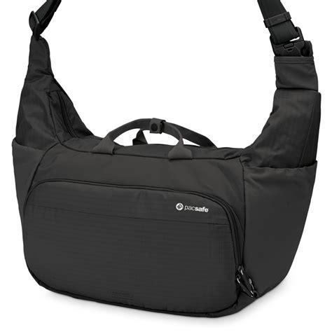 V A G Sling Bag pacsafe camsafe v18 anti theft expandable sling bag pacsafe