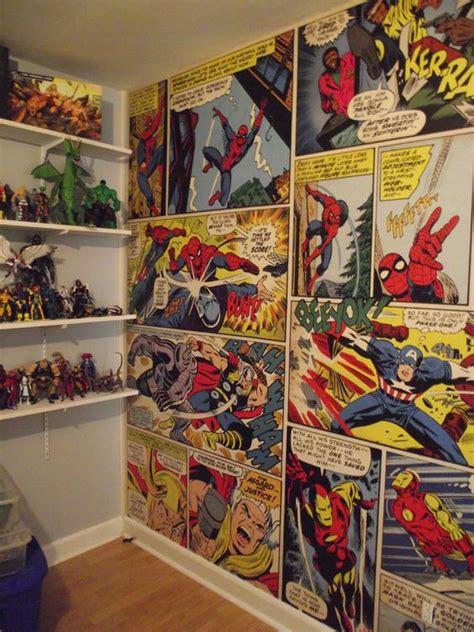 marvel comics wall mural marvel comics wall mural it looks amazing in the figure