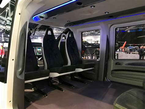 airbus helicopters  cabin interior vertical flight