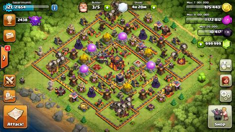 mod game clash of clans 2015 clash of clans android descargar juego atomtv17