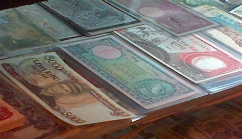 Uang Lama Seri Cantik 5 fakta uang salah cetak dan nomor seri cantik yang