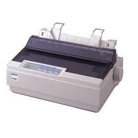 Printer Dot Matrix Epson Lx 300 epson lx 300 dot matrix printer quickship