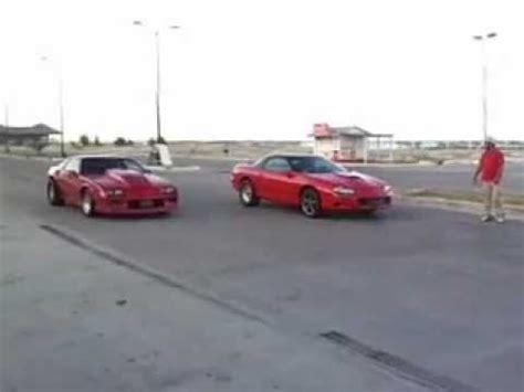 3rd camaro ls1 camaro ls1 stroker vs camaro third stroker