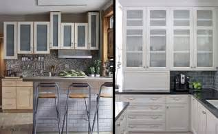 glass kitchen cabinet doors home interiors